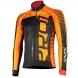 Thermal jacket EKOI PERFOLINEA 2016 FLASH Neon orange