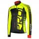 Thermal jacket EKOI PERFOLINEA 2016 FLASH Neon Yellow