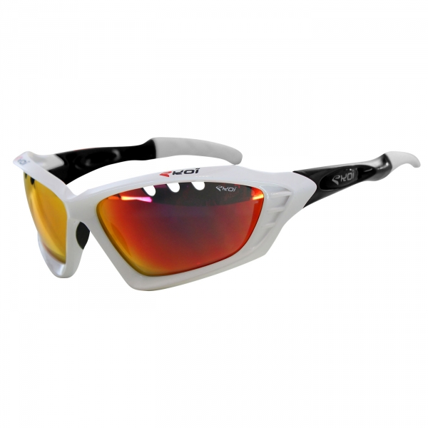 MONSTRO EVO White Black Revo Red