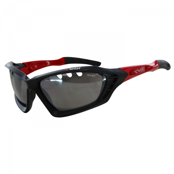 MONSTRO EVO Noir mat Rouge Mirror