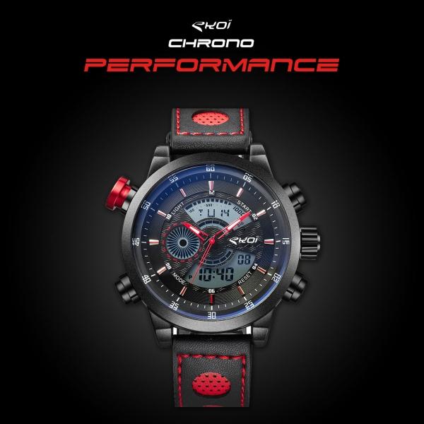 Reloj EKOI Chrono Performance