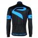Veste thermique EKOI Team Noir Bleu