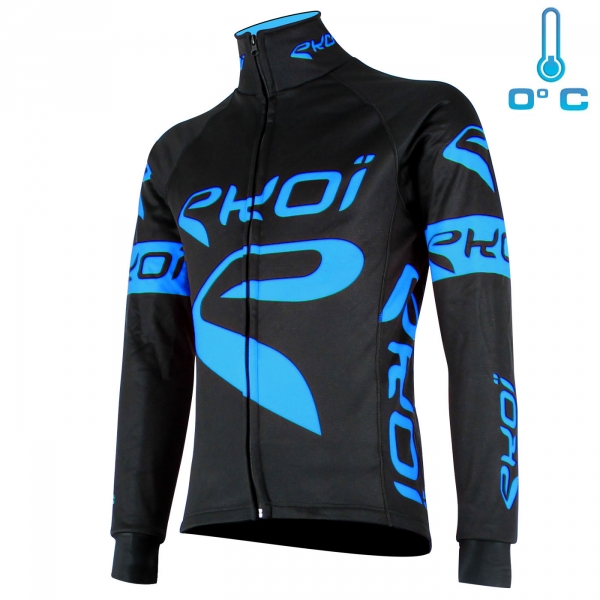 Thermal Jacket EKOI Team Black Blue