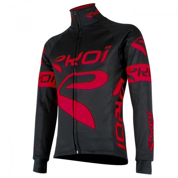 Veste thermique EKOI Team Noir Rouge