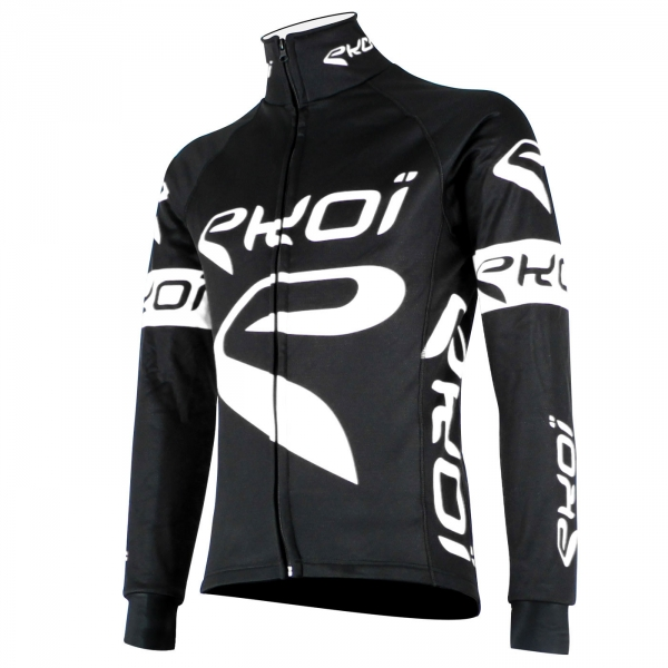 EKOI Team black & white thermal jacket