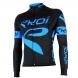 Maillot hiver EKOI Team Noir Bleu