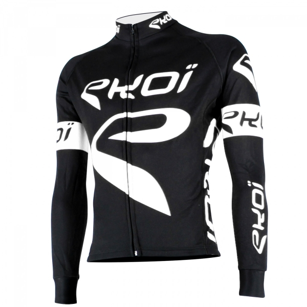 Winter Jersey EKOI Team Black/White