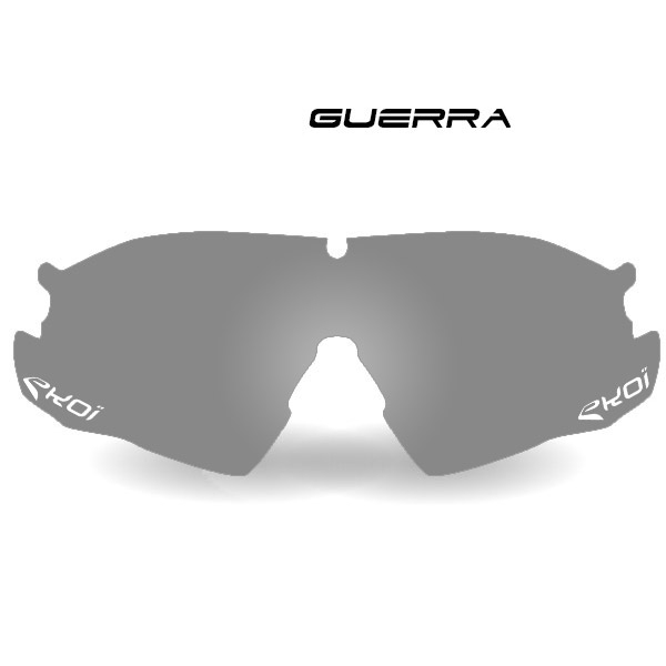 EKOI GUERRA photochromic grey cat. 1-3 lens