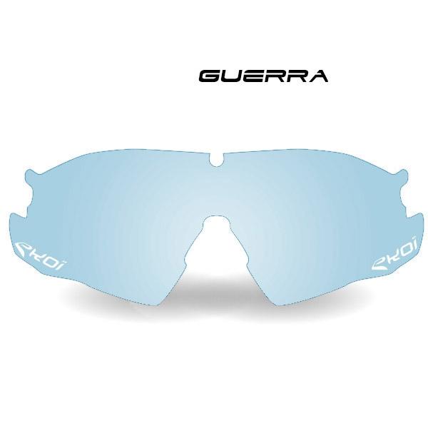 Glas GUERRA Meekleurend Blauw Cat 1-2