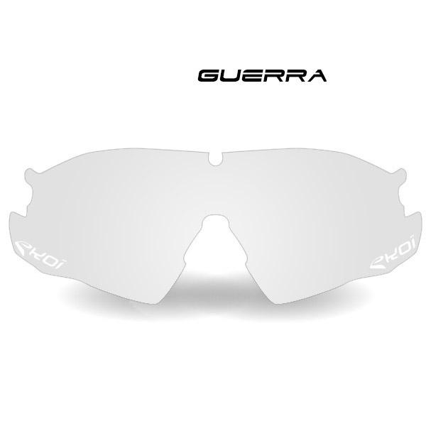 Bezbarwne szkła GUERRA kat. 0