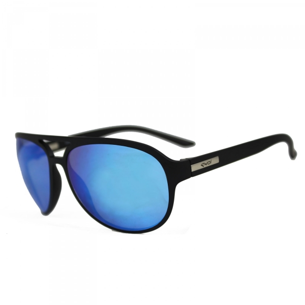 Gafas EKOI ROAD FASHION Quickstep negras