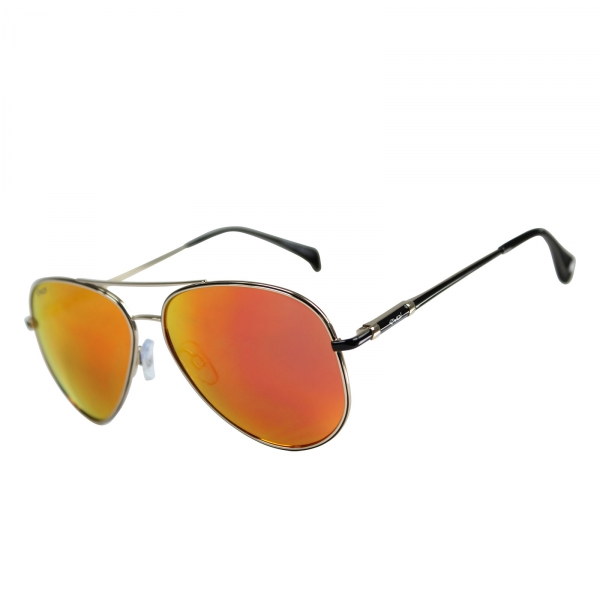 Brýle EKOI SUN Černá a oranžová