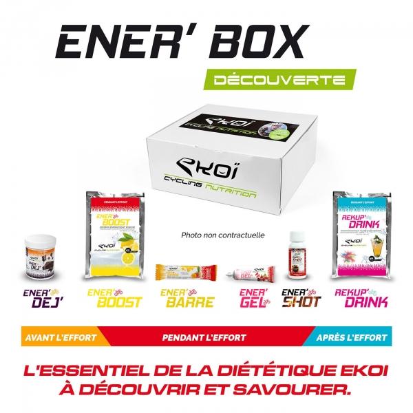 Ener BOX Découverte -laatikko
