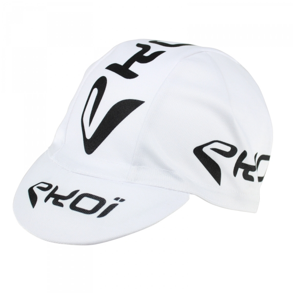 EKOI 2017 white bike racing cap