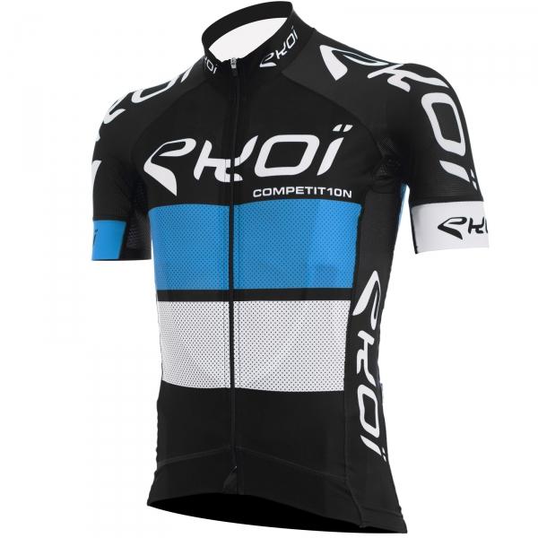 EKOI COMP10 trøje, sort blå/hvid