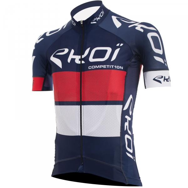 EKOI COMP10 France short sleeve jersey