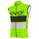 Camisola corta-vento EKOI COMP10 Verde preto branco