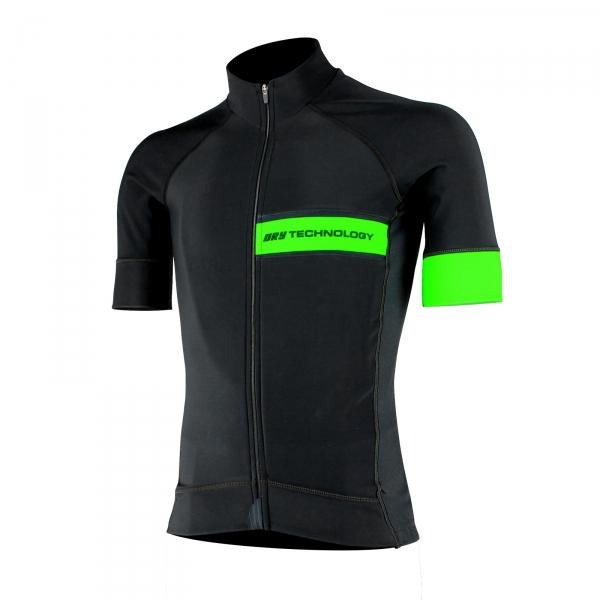 EKOI Primavera Dry Technology trøje, Neongrøn
