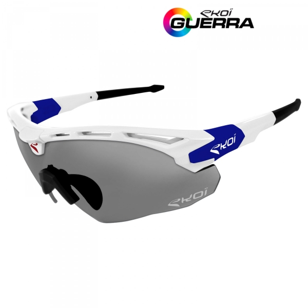 Lentes Guerra EKOI LTD QUICKSTEP PH Cinza Cat1-3