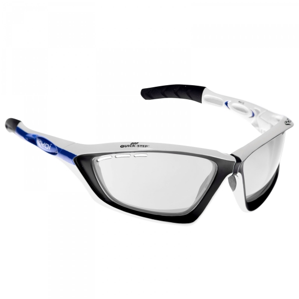 EKOI Fit First limited edition QUICKSTEP sunglasses clear category 0 lens