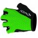 Luvas de verão EKOI COMP10 Gel Verde fluorescente