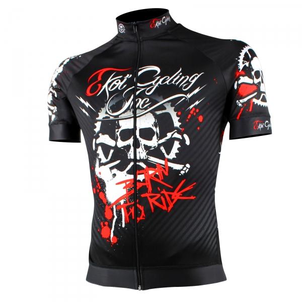 Koszulka EKOI Born to Ride