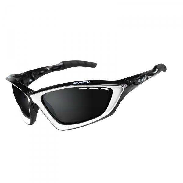 Okulary Fit First EKOI Mirror czarno-białe