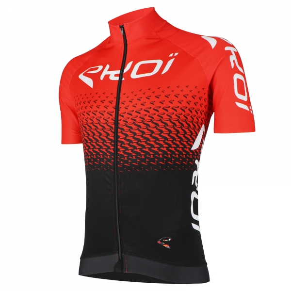 EKOI Perfolinea3 red short sleeve jersey
