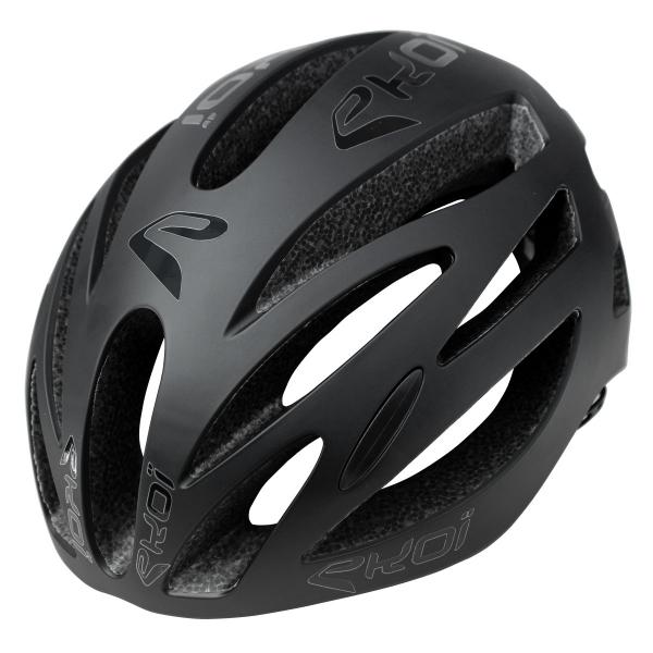 EKOI CORSA EVO Matt black helmet