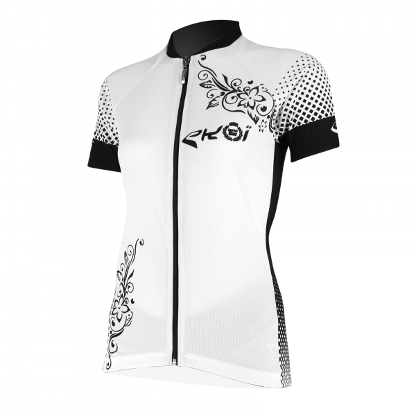 Maillot femme EKOI JUST FOR HER 2017 manches courtes Blanc