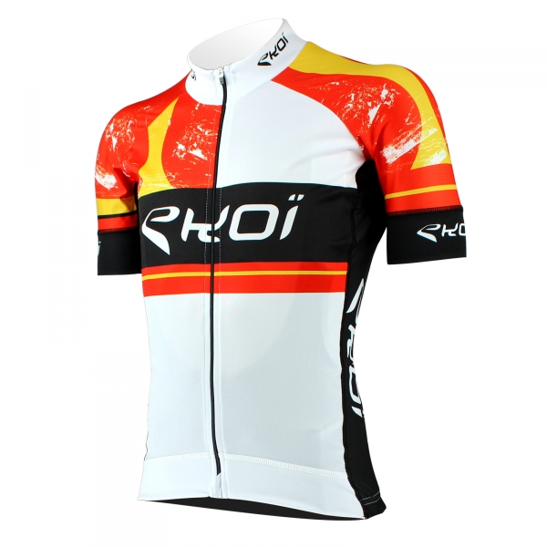 EKOI Spanish NATION 3 short sleeve jersey