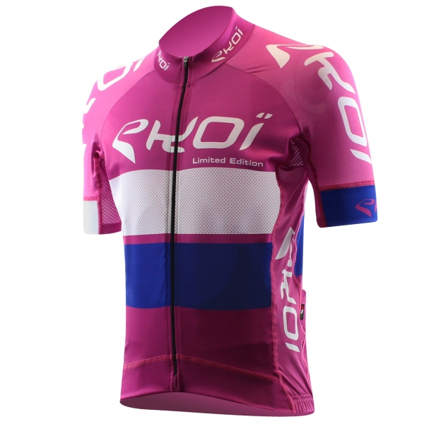 EKOI COMP10 Cyclamen Limited Edition short sleeve jersey