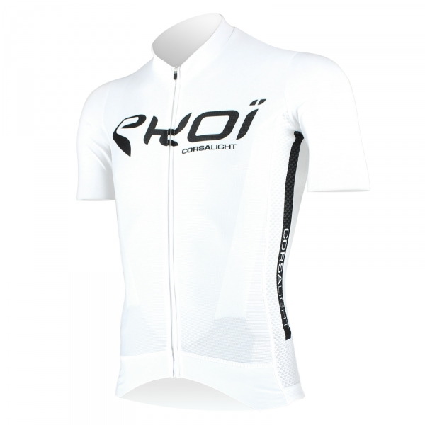 Shirt EKOI Corsa Light Wit