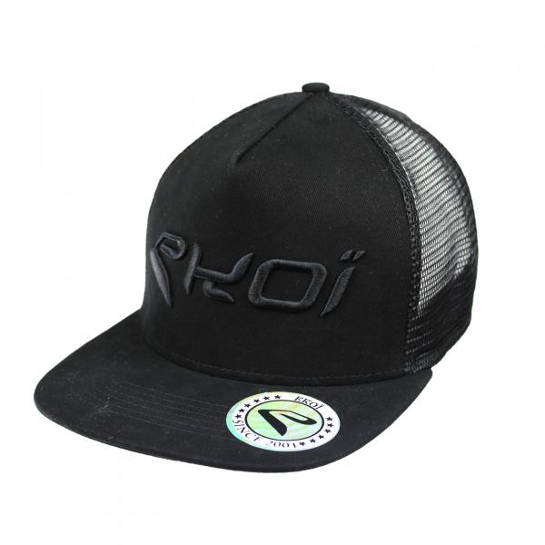 EKOI Snapback Black baseball cap