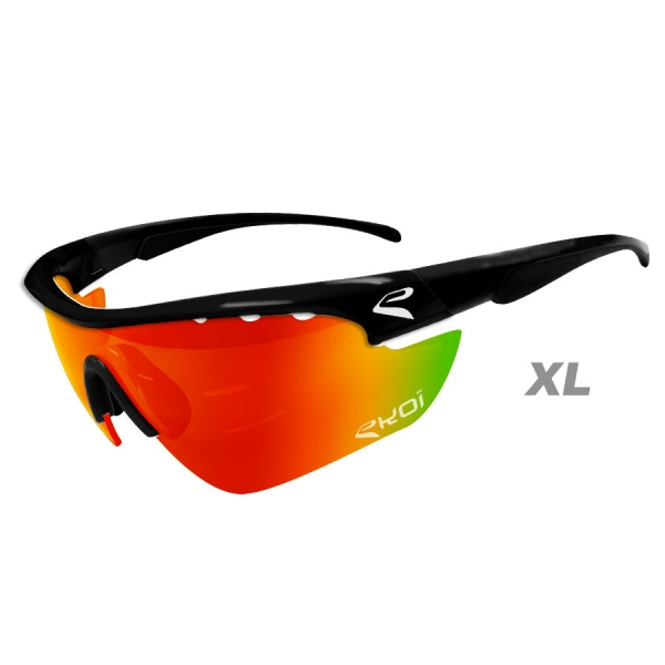 Multistrata Evo EKOI LTD XL Noir brillant Revo Rouge