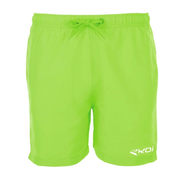 EKOI HOLIDAY green fluo swim short