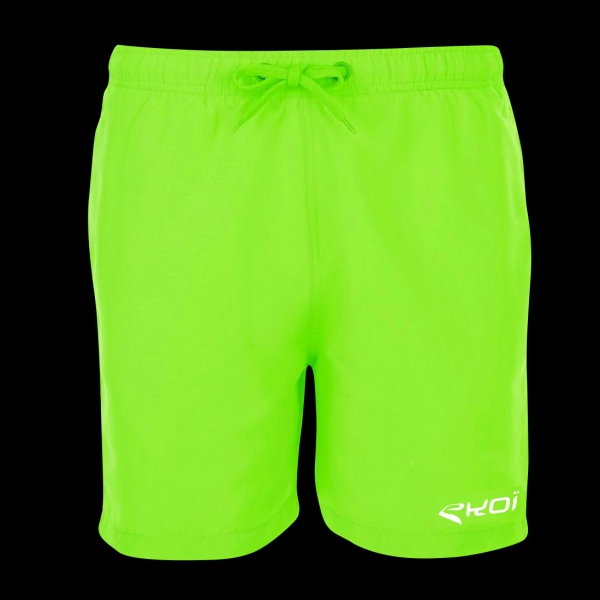 EKOI HOLIDAY green fluo swim short