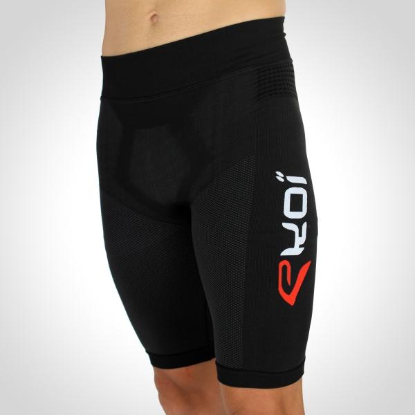 EKOI RUN-shorts i Sort