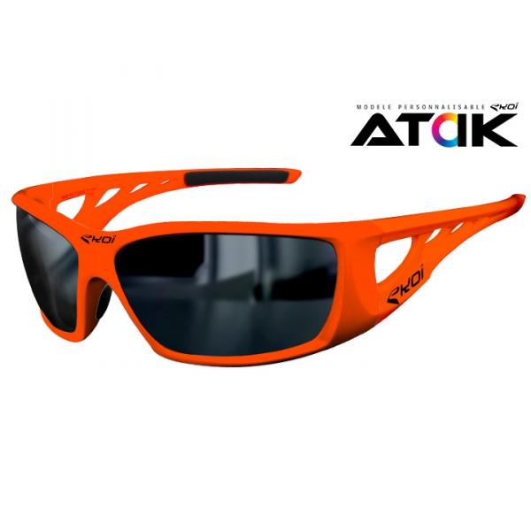 Pomarańczowe Atak EKOI LTD Mirror