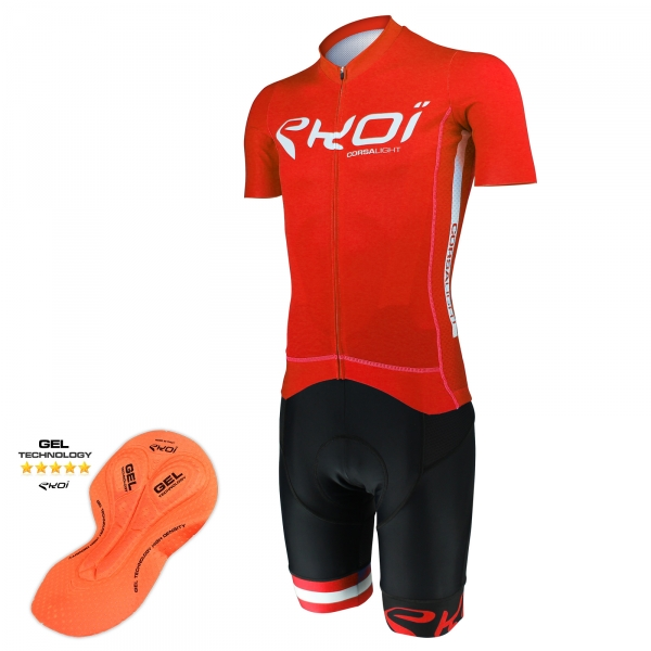 Pack EKOI Corsa Light GEL Rojo