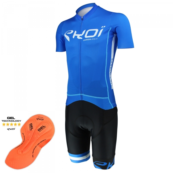 Set EKOI Corsa Light GEL Blauw