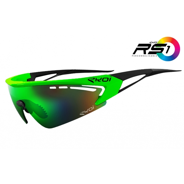 RS1 EKOI LTD XL Vert Noir Revo