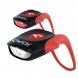 Pack 2 Micro Eclairage EKOI LED Avant Arrière