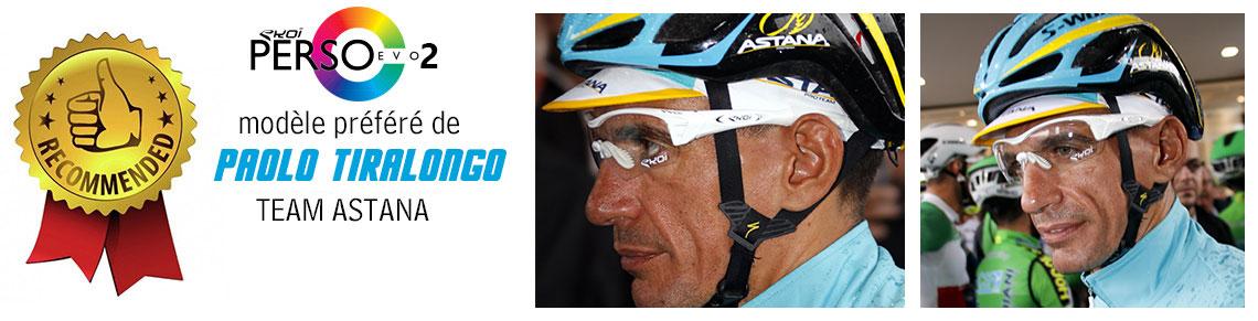 Paolo Tiralongo Astana Team EKOI