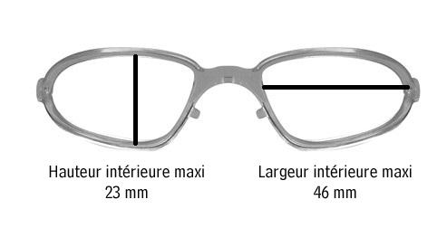 inserts optique verres lunettes ekoi