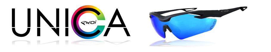 lunettes personnalisées vélo EKOI Unica