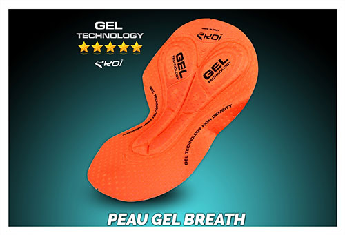 Cyklovložka EKOI Comp10 Gel Breath