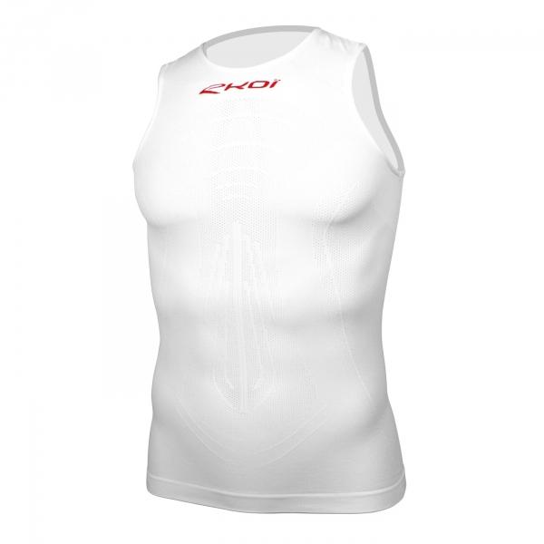 Top EKOI Underwear RAM Blanc