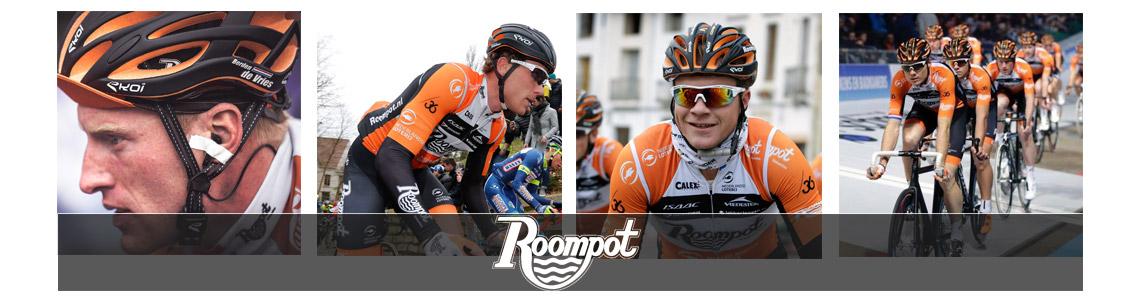 casque vélo vtt team ROOMPOT