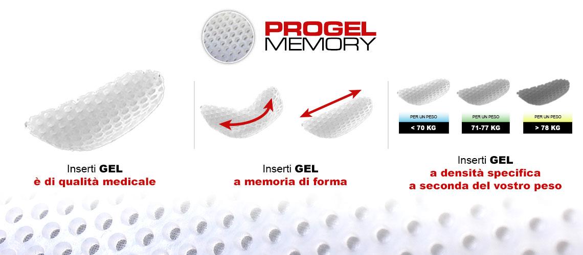 gel cuissard vélo mémoire de forme
